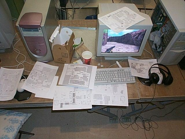 Notre secret : étudier les maps sur papier.