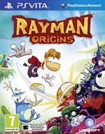 Rayman Origins Vita