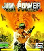 Jim Power in Mutant Planet