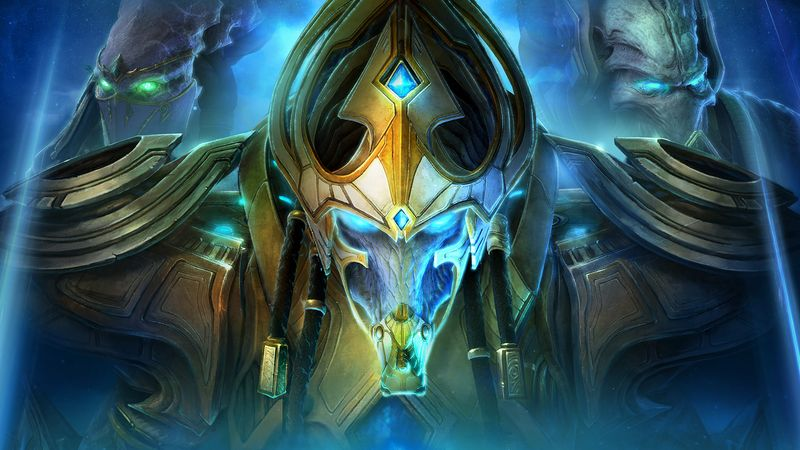 Starcraft II: Legacy of The Void - L'approche du vide