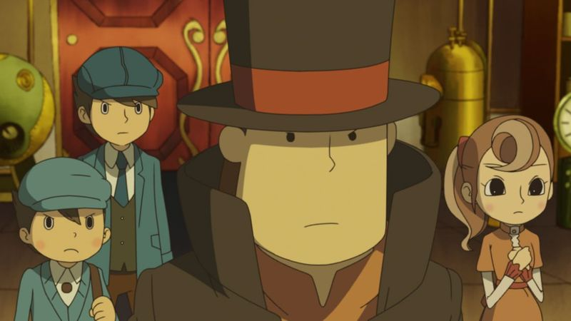 Link to Today on Gamatomic #8 – Professeur Layton 3 [ Professeur Layton et le destin perdu ]
