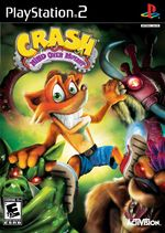 Crash Bandicoot : Mind over Mutant