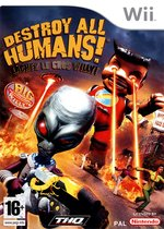 Destroy All Humans : Big Willy Unleashed