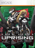 Hard Corps : Uprising