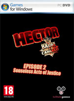Hector : Badge of Carnage - Episode 2