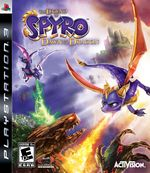 The Legend of Spyro : Dawn of the Dragon