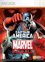 Marvel Pinball : Captain America