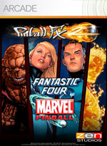 Marvel Pinball : Fantastic Four