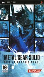 Metal Gear Solid Digital Graphic Novel