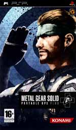 Metal Gear Solid : Portable Ops Plus