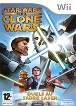 Star Wars : The Clone Wars - Lightsaber Duels