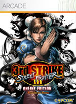 Street Fighter III 3rd Strike : Online Edition