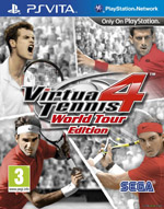 Virtua Tennis 4 : World Tour Edition