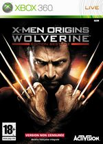 X-Men Origins : Wolverine