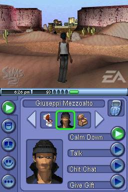 rencontres Sims ROM GBA