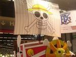 Le Thousand Sunny (from One Piece) a attiré la foule chez Toei Animation