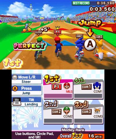 Test Quelle Médaille Pour Mario Sonic Aux J O De