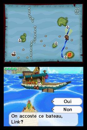 Test The Legend Of Zelda Phantom Hourglass A L Abordage De La Ds Gamatomic
