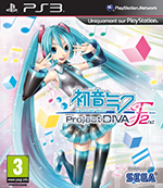 Hatsune Miku : Project Diva 2nd