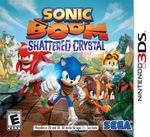 Sonic Boom : Shattered Crystal