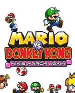 Mario vs. Donkey Kong : Minis March Again!