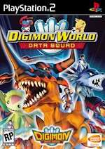 Digimon World : Data Squad