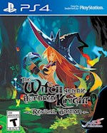 The Witch and the Hundred Knight : Revival Edition
