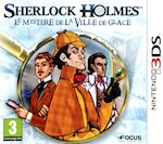 Sherlock Holmes : The Mystery of the Frozen City