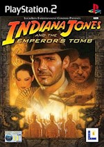 Indiana Jones et le Tombeau de L'Empereur