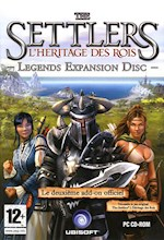 The Settlers : Heritage of Kings - Legends Expansion Disc