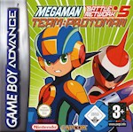 Mega Man Battle Network 5 : Team Protoman
