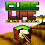 Cube Life : Island Survival