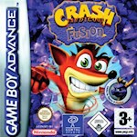 Crash Bandicoot : Fusion