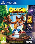 Crash Bandicoot : The N Sane Trilogy