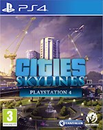 Cities : Skylines - PlayStation 4 Edition