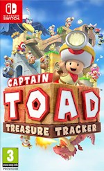Captain Toad : Treasure Tracker