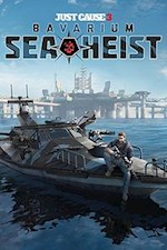 Just Cause 3 : Bavarium Sea Heist