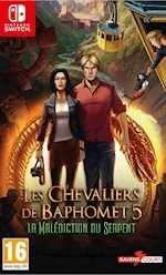 Broken Sword : The Serpent's Curse