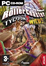 RollerCoaster Tycoon III : Distraction Sauvage