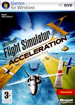 Flight Simulator X : Acceleration