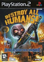 Destroy All Humans! (2005)