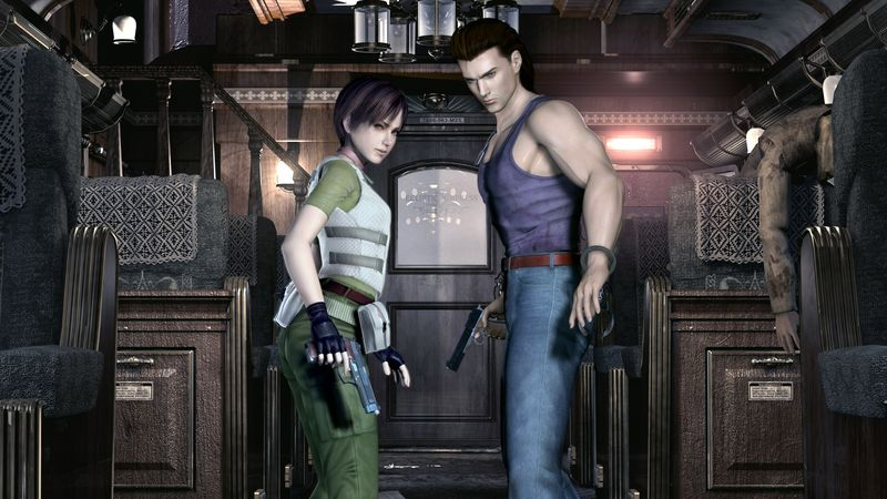 Resident Evil Zero HD Remastered