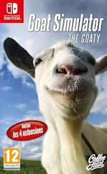 Goat SImulator : The Goaty