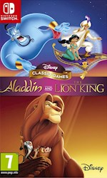 Disney Classic Games : Aladdin and The Lion King