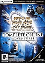Star Wars Galaxies : The Complete Online Adventures