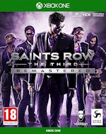 Saints Row : The Third Remastered