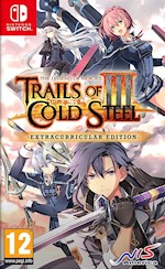 Trails of Cold Steel III - Extracurricular Edition