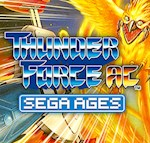 SEGA Ages - Thunder Force AC
