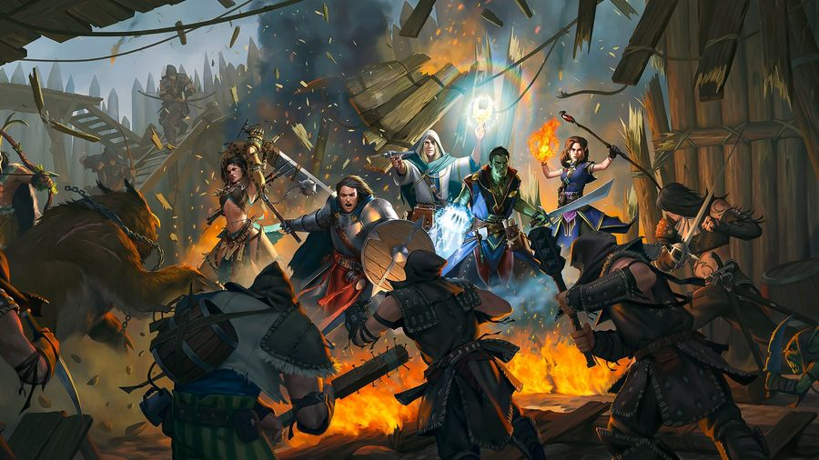 Pathfinder : Kingmaker - Definitive Edition