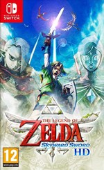 The Legend of Zelda : Skyward Sword HD